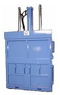 Vertical Waste Baling Press--1509,Vertical Waste Balers,,Energy and Environment/Recycling