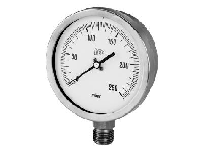 Pressure Gauge,Pressure Gauge,ITEC,Instruments and Controls/Gauges