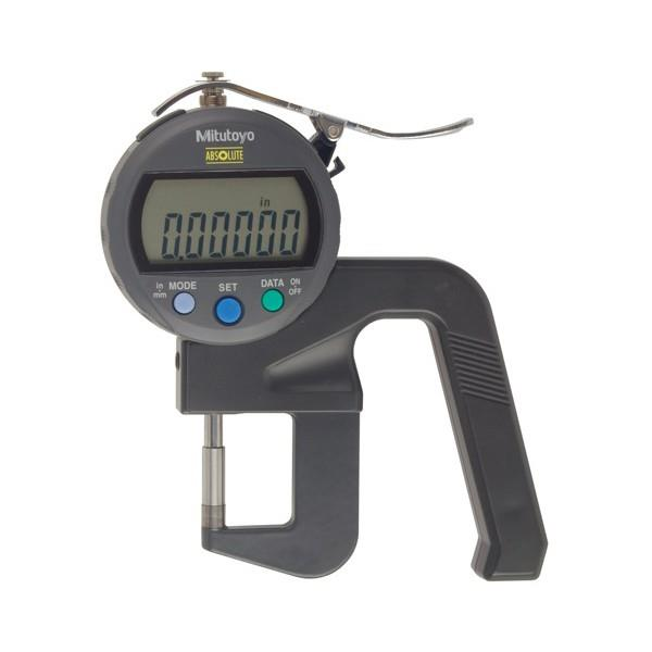 Digital Thickness Gauge,Thickness Gauge,Mitutoyo,Instruments and Controls/Measuring Equipment