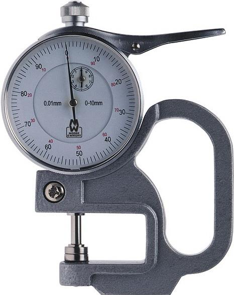 Dial Thickness Gauge,Thickness Gauge,Moore & Wright,Instruments and Controls/Measuring Equipment