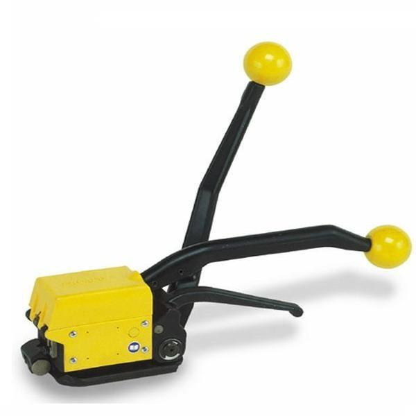 Manual Sealless Steel Strapping Tool A333,strapping,เครื่องรัดเหล็กพืด,manual sealless steel,NUODA,Materials Handling/Straps and Strapping