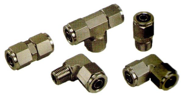 Compression Fitting (Stainless SUS304/316),fitting, ข้อต่อ, compression fitting,mindman,Hardware and Consumable/Fittings