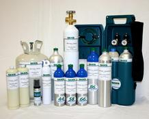Calibration gas for Multi Detector,Calibration gas,gasco,gas mixture,multi detector,Gasco,Chemicals/Gas