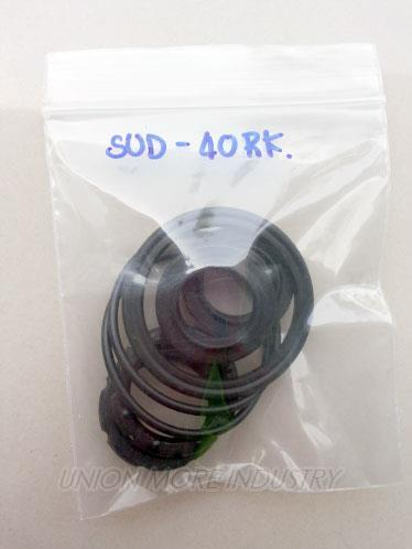 SEAL KIT (ซีล) รุ่น ASUD40-RK ,SEAL KIT,ซีล,ชุดซีล,ซีลคิท,ASUD40-RK,seal,seals,โอริง,oring,o-ring,SEAL KITS,AIRTAC,Hardware and Consumable/Seals and Rings