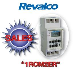 Digital Time Switch,Digital Time Switch,REVALCO,Instruments and Controls/Timer