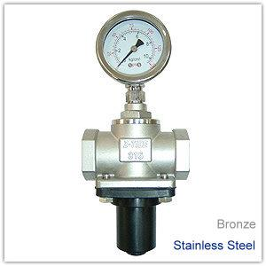 Z-Tide : RDT/RDF , Pressure Reducing valve
