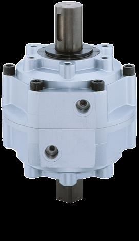 Rotary Cylinders Series PRN,Rotary Cylinders,Rotary Cylinder,Rotary Actuators,Cylinders,SOMMER,Tool and Tooling/Pneumatic and Air Tools/Other Pneumatic & Air Tools