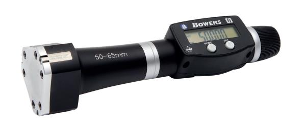 XT3 New Digital Bore Gauge,xt3, bore gauge, bluetooth, บอร์เกจ,Bowers Metrology,Instruments and Controls/Micrometers