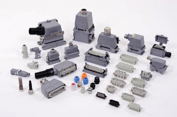 Harting Han Connectors,harting, epic,procon,wieland,westec,nanaboshi,Harting,Hardware and Consumable/Plugs