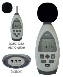 Digital sound Level Meter,Digital sound Level Meter,Vogel Germany,Energy and Environment/Environment Instrument/Sound Meter