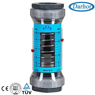 Darhor EZ-See series : PVC connection polysulfone flow meter,PVC flow meter,flow meter,polysulfone flow meter,plastic flow meter,โฟลมิเตอร์,PVC connection polysulfone flow meter,EZ-See series,Darhor,Darhor,Instruments and Controls/Flow Meters