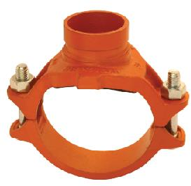 Mechanical tee grooved,grooved fitting,Mech,Hardware and Consumable/Pipe Fittings