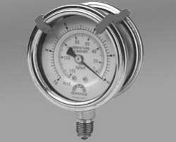 Double-side All Stainless Pressure Gauge,เกจ, Gauge, Pressure Gauge,,Instruments and Controls/Gauges