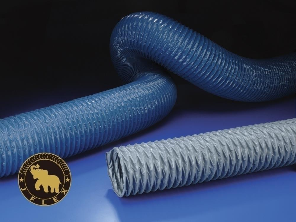 JUMBO FLEX ท่อดูดควัน 1-4 PVC  /  J 1-4 PVC FABRIC AIR HOSE,ท่อดูดควัน , ท่อดูดควัน 1-4 PVC , FABRIC AIR HOSE , AIR HOSE , JUMBO FLEX , FABRIC DUCT HOSE,JUMBO FLEX,Pumps, Valves and Accessories/Pipe