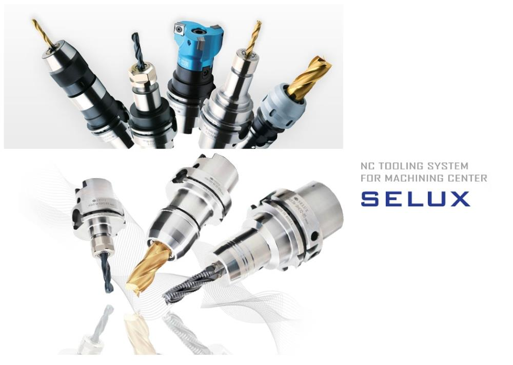 SELUX,SELUX Cutting Tools HOLDER MILLING CHUCK COLLET CHUCK MILL ARBOR ,SELUX,Tool and Tooling/Cutting Tools