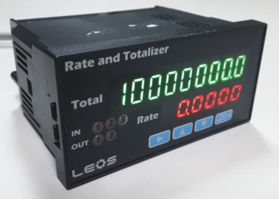 Pulse Rate and Totalizer รุ่น RC3-B12 ,Pulse Rate and Totalizer,Rate and Totalizer,Rate,Totalizer,rate meter,Rate Meter Totalizer,Pulse Input Rate Totalizer,LEOS (ลีออส),Instruments and Controls/Meters