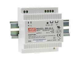 Power supply (DR-60-15),DIN rail switch mode Power Supply Unit (PSU),Meanwell,Energy and Environment/Power Supplies/Switching Power Supply