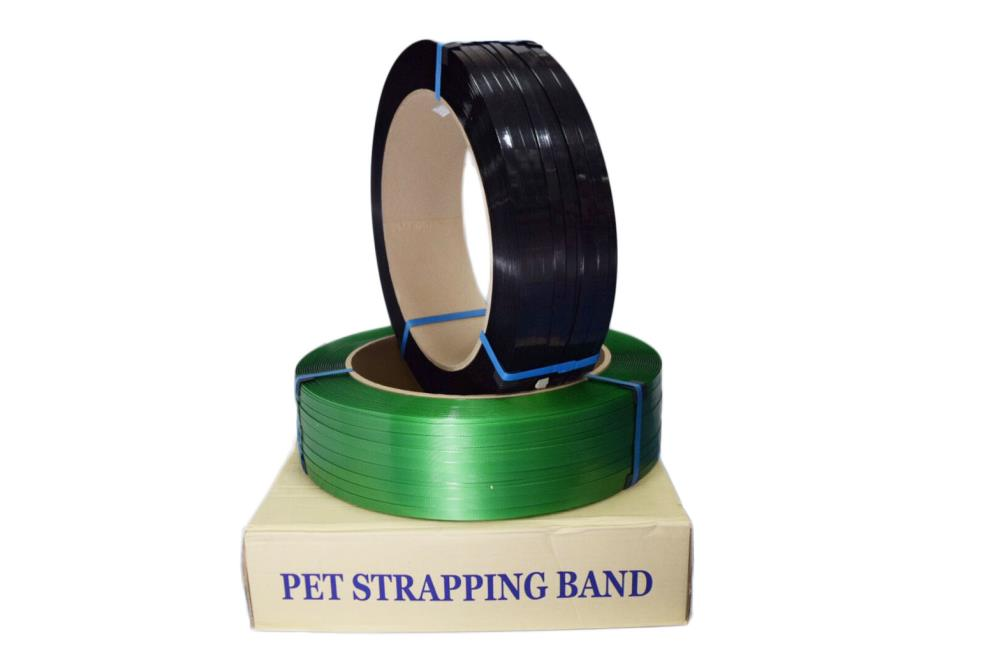 สายรัดพีอีที PET STRAPPING BAND,สายรัด PET,,Materials Handling/Straps and Strapping