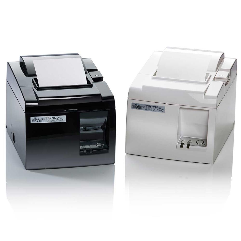 ปริ้นเตอร์ TSP143U,USB,Star เครื่องพิมพ์ใบเสร็จควำมร้อน  Print Speed 250mm/sec.TSP100III Au Max. Print Speed	250mm/sec. Resolution	203 dpi No. of Columns	48 / 64 col. Depending on Paper Width