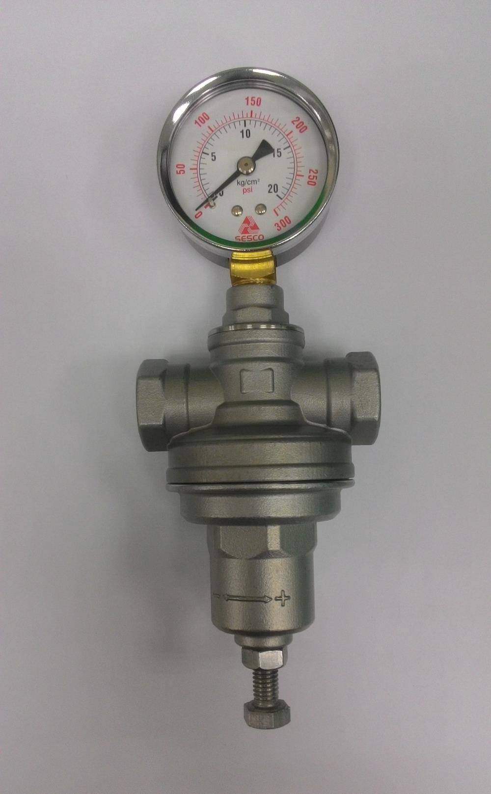 Pressure Reducing Valve For Steam,PRV SS 304, BOWING , Pressure Reducing Valve, วาล์วลดแรงดัน,BOWING,Instruments and Controls/Regulators