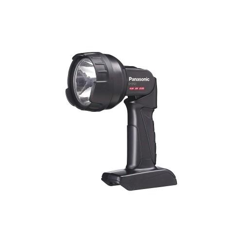 Rechargeable Flashlight, Black, Xenon,Lights, Lighting, หลอดไฟ, ไฟฉาย,Pansonic,Plant and Facility Equipment/Facilities Equipment/Lights & Lighting