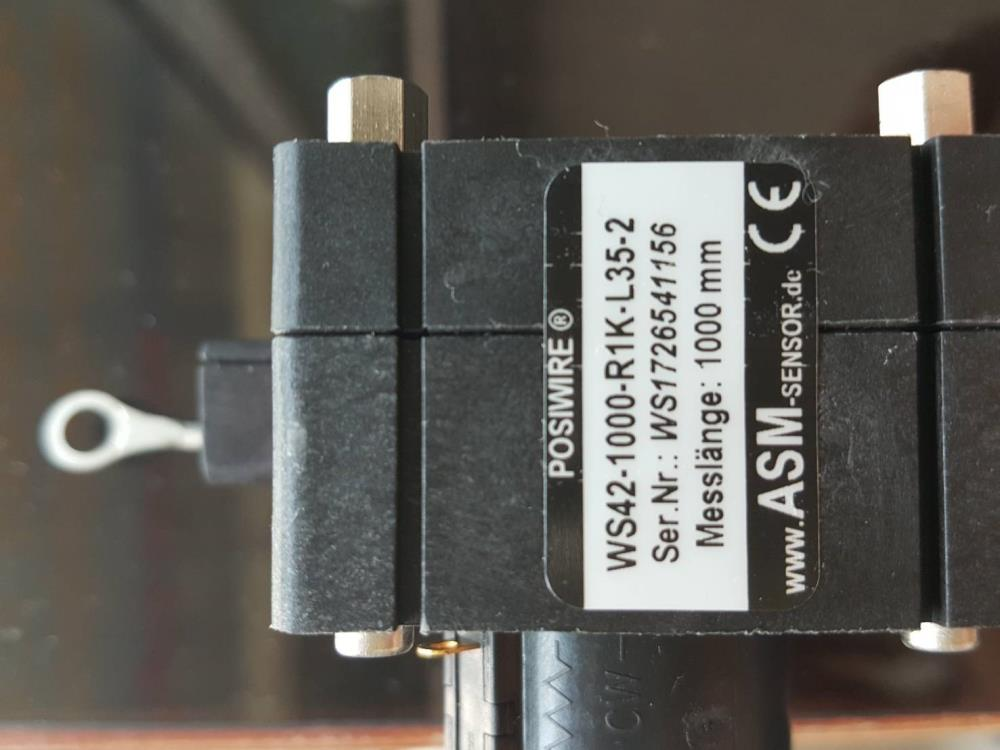 Cable-Extension Position Sensors