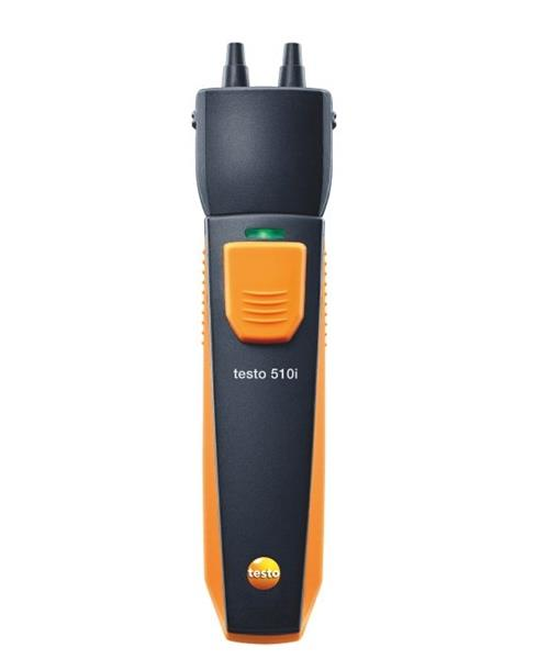 testo 510i differential pressure measuring instrument,Smart Probe โพรบอัจฉริยะ,testo,Instruments and Controls/Probes