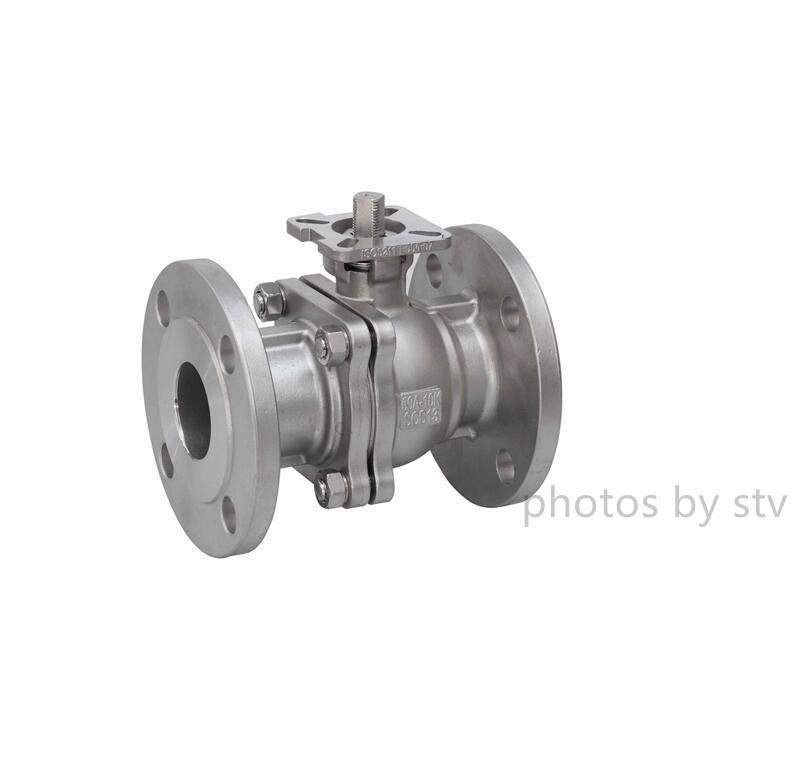 JIS 10K Flanged Ball Valve,ISO5211 Mounting Pad,SCS13,50A,ISO5211 High Mounting Pad Ball Valve,Investment Casting Type Ball Valves,JIS10K ISO5211 Mounting Pad Flange Ball Valve,50A ISO5211 Mounting Pad Ball Valve,2 Piece ISO5211 Mounting Pad Ball Valve,SCS13 Material Flange Ball Valve,stv,Pumps, Valves and Accessories/Valves/Ball Valves