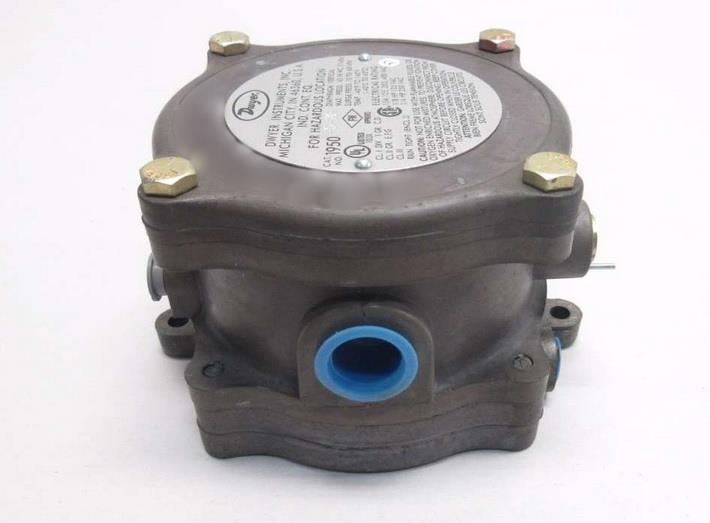 Differential Pressure Switch(Dwyer)1950-20