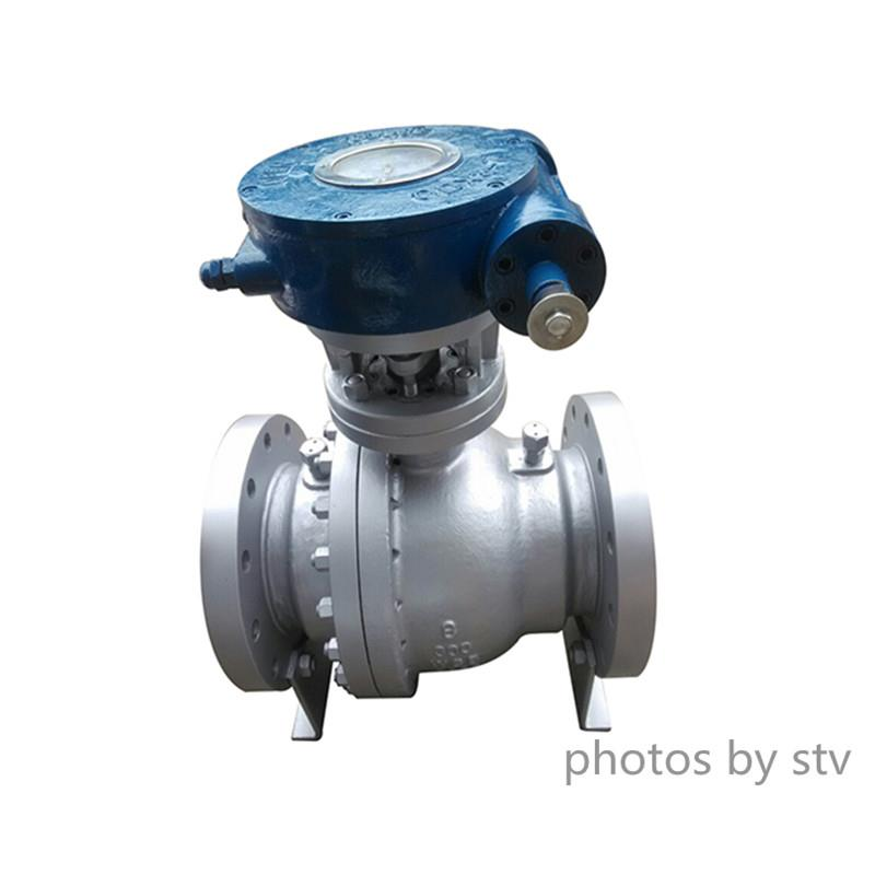 Full Bore Flange Ball Valve,API 6D,DN200,300LB,Ball Valve,Floating Ball Valve, 2pc Flange Ball Valve,150LB Ball Valve,Flange End Ball Balve,Locking Handle Ball Valve,STV,Pumps, Valves and Accessories/Valves/Ball Valves