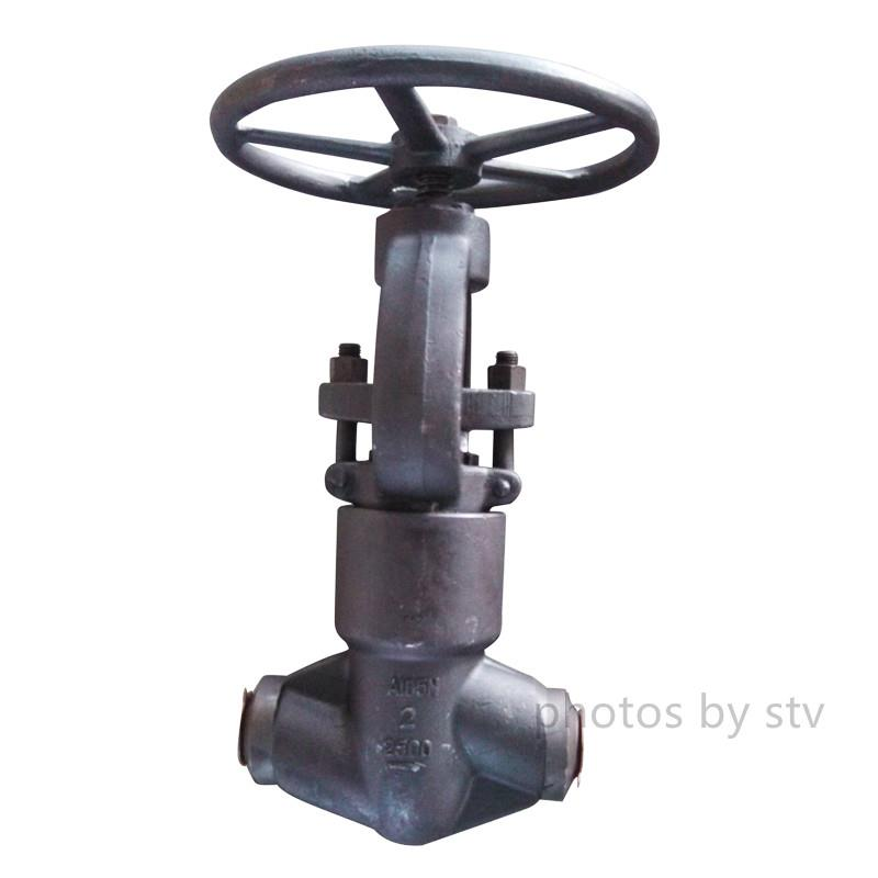 Globe Valve Class 2500LB . A105 Body , F6 Trim, BB , OS&Y , BW,China Pressure Seal Globe Valve,2500LB Globe Valve Manufacture,BW Sch80 Globe Valve,High Pressure Globe Valve Supplier,Seal Bonnet Globe Valve,STV,Pumps, Valves and Accessories/Valves/Globe Valve