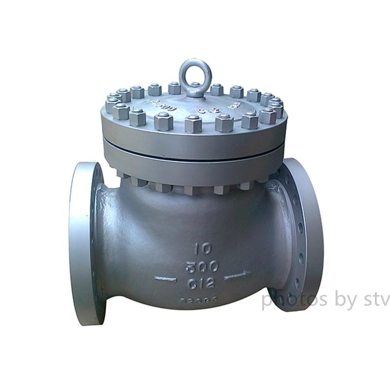Carbon Steel Swing Check Valve Class 150,DN150.Flange End