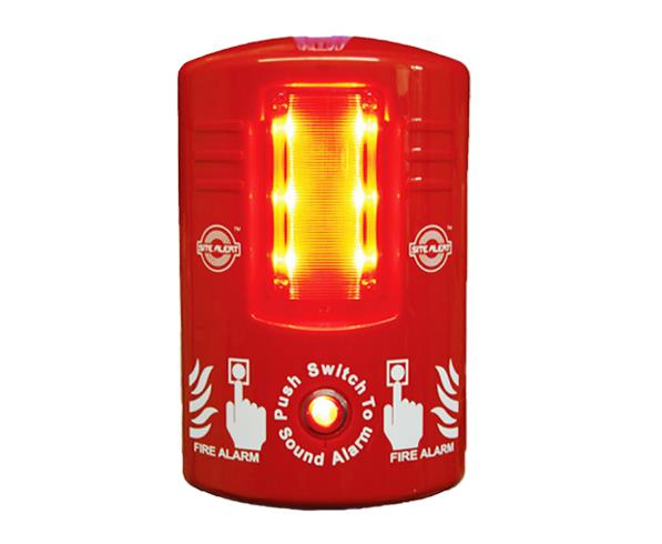 SA01 Manual Station Alarm with Battery 9 VDC,อุปกรณ์แจ้งเหตุด้วยมือ,SITE ALERT ,Tool and Tooling/Accessories
