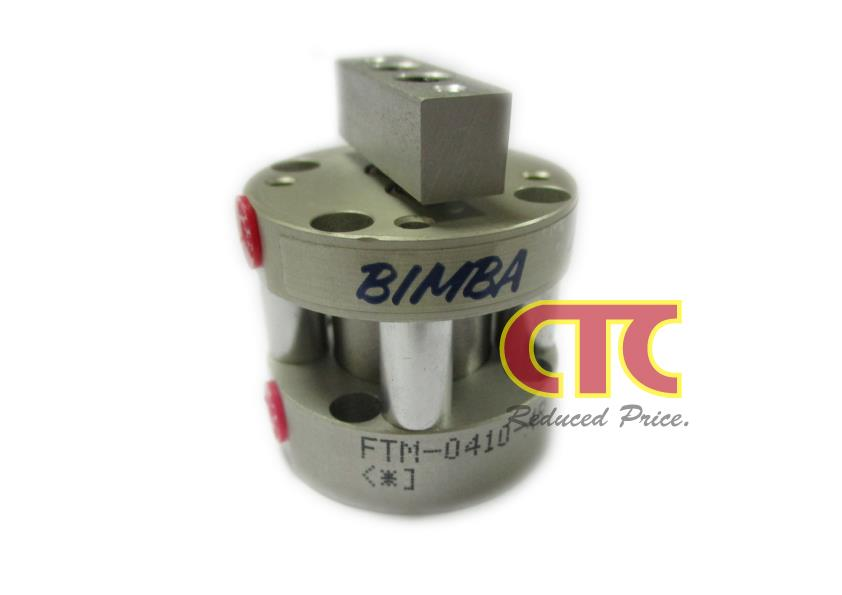 Bimba Square Flat-1 Cylinders FTM-041-4R,CYLINDER,BIMBA,Machinery and Process Equipment/Equipment and Supplies/Cylinders