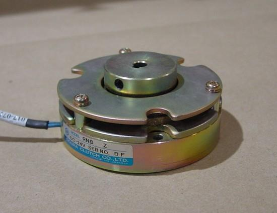 OGURA Electromagnetic Spring-Applied Brake RNB-ZK Series,RNB 0.2ZK, RNB 0.4ZK, RNB 0.8ZK, RNB 1.6ZK, OGURA, OGURA Brake, Magnetic Brake, Electric Brake, Electromagnetic Brake, Spring-Applied Brake,OGURA,Machinery and Process Equipment/Brakes and Clutches/Brake