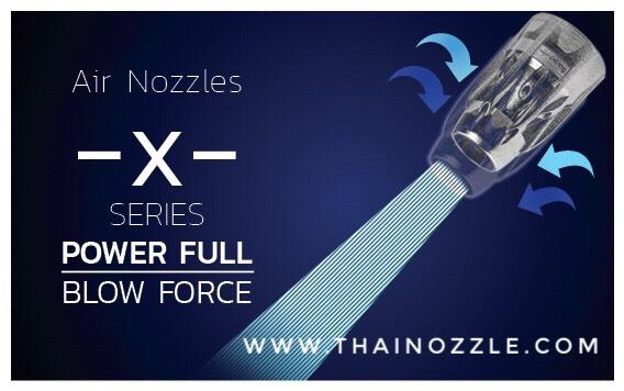Silvent X07,หัวฉีดลม,Air nozzles,หัวพ่นลม,SKY,Tool and Tooling/Other Tools