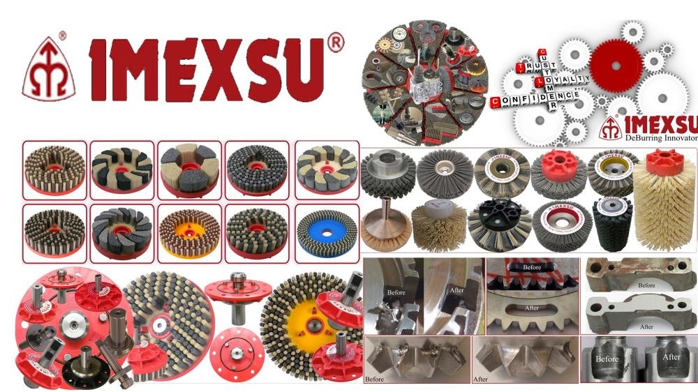 IMEXSU  DeBurring and Finishing solutions, DeBurring and Finishing solutions,IMEXSU ,Tool and Tooling/Cutting Tools