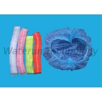 Non-Woven Strip Cap หมวกตัวหนอน,Non-Woven Strip Cap หมวกตัวหนอน,Waterun,Plant and Facility Equipment/Safety Equipment/Head & Face Protection Equipment