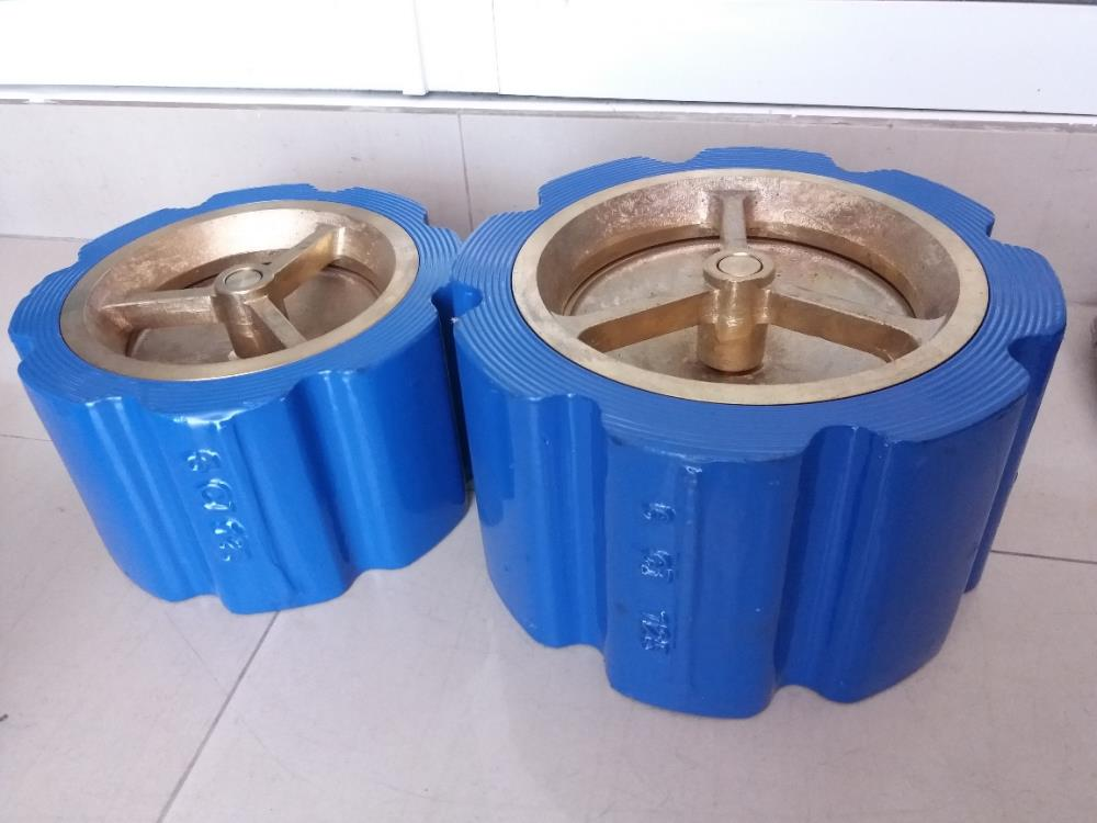 SILENT CHECK VALVE,SILENT CHECK VALVE CAST IRON EPDM SEAL FLANGED ANSI150P,MUELLER,Pumps, Valves and Accessories/Valves/Check Valves