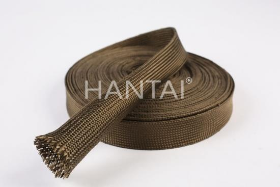Basalt Fiber Braided Sleeve,ปลอกหุ้มสายทนความร้อน,็HANTAI,Hardware and Consumable/Insulation