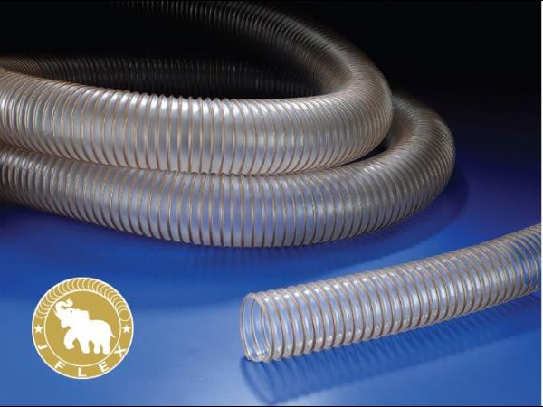 J 2-7 PU L ANTISTATIC SUCTION HOSE,ท่อเฟล็กซ์ป้องกันไฟฟ้าสถิตย์  ANTISTATIC SUCTION HOSE,JUMBOFLEX,Pumps, Valves and Accessories/Hose