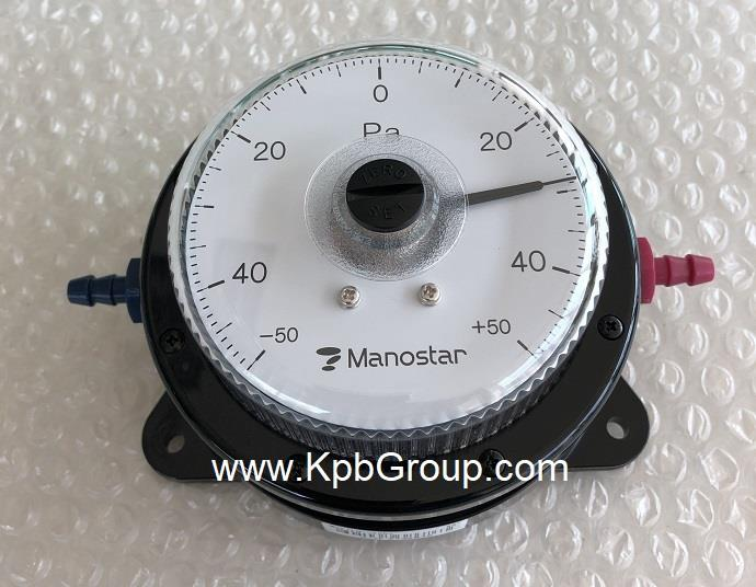 MANOSTAR Low Differential Pressure Gauge WO81FN+-50DV,WO81FN+-50DV, MANOSTAR, YAMAMOTO, Gauge, Pressure Gauge, Differential Pressure Gauge, MANOSTAR Gauge,MANOSTAR,Instruments and Controls/Gauges