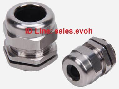 cable gland stainless ss304-ss316 IP68 เคเบิ้ลแกลน สแตนเลสกันน้ำ IP68,เคเบิ้ลแกลนกันน้ำ,Cable gland water proof IP68,stainless cable gland IP68,สแตนเลสเคเบิ้ลแกลนกัน้ำ,เคเบิ้ลแกลนสแตนเลสกันน้ำ,DDK,ILME,Harting,Phoenix,wain,kukdong,Sealants and Adhesives/Equipment