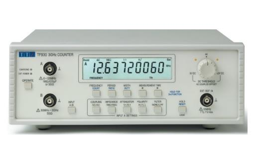 Frequency Counter 3GHz,Frequency Counter,Aim-TTi,Engineering and Consulting/Laboratories