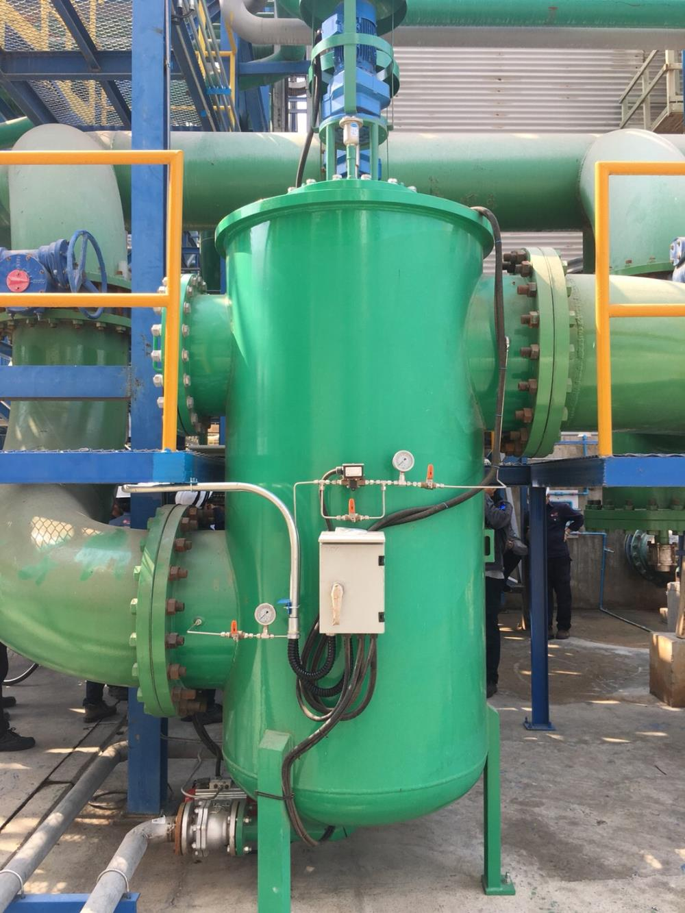 Automatic Self-Cleaning Strainers,automatic self-cleaning strainer, Auto Backwas Filter, Auto Strainer Filter,IWAKO,Machinery and Process Equipment/Filters/Strainers