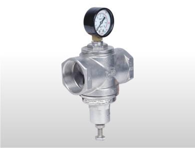 Pressure Reducing Valve Output 12-20Bar,วาล์วลดแรงดันน้ำ,Juzhik,Instruments and Controls/Regulators