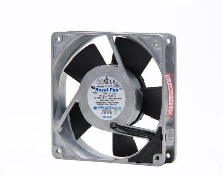 ROYAL Electric Fan UT120A Series,UT120A, UT121A, UT122A, UT125A, UT126A, UT127A, ROYAL, ROYAL Fan, Electric Fan, Axial Fan, Cooling Fan, Ventilation Fan, ROYAL Electric Fan,ROYAL,Machinery and Process Equipment/Industrial Fan