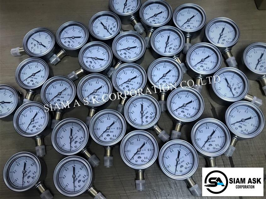 PRESSURE GAUGE ,PRESSURE GAUGE ASAHI, ASAHI GAUGE, PRESSURE GAUGE, COMPOUND GAUGE, VACUUM GAUGE,ASAHI GAUGE,Instruments and Controls/Gauges