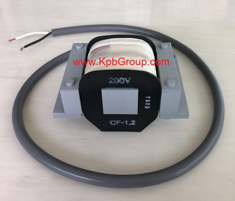 SINFONIA (SHINKO) Coil Core Assembly CF-1,2 Coil 200V,CF-1,2, CF-1, CF-2, Coil 200V, SINFONIA, SHINKO, Coil, Coil Core Assembly,SINFONIA,Materials Handling/Hoppers and Feeders