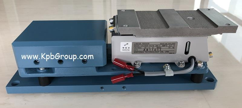 SINFONIA Drive Unit for Linear Feeder LFG-600B,LFG-600B, SINFONIA, Drive Unit, Linear Feeder, SINFONIA LFG-600B, Drive Unit LFG-600B,Linear Feeder LFG-600B, SINFONIA Linear Feeder,SINFONIA,Materials Handling/Hoppers and Feeders